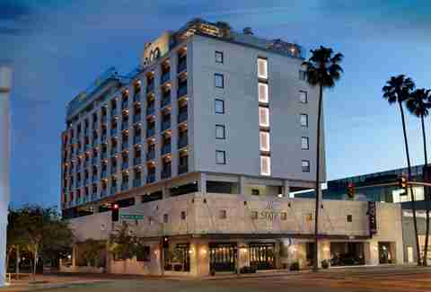 SIXTY Beverly Hills hotel