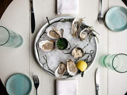 The Optimist Oysters
