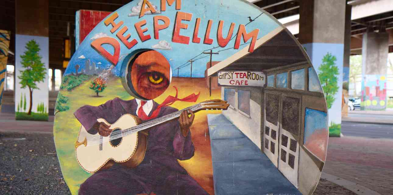 The Deep Ellum Scavenger Hunt: Find Everything That Makes the \'Hood Unique