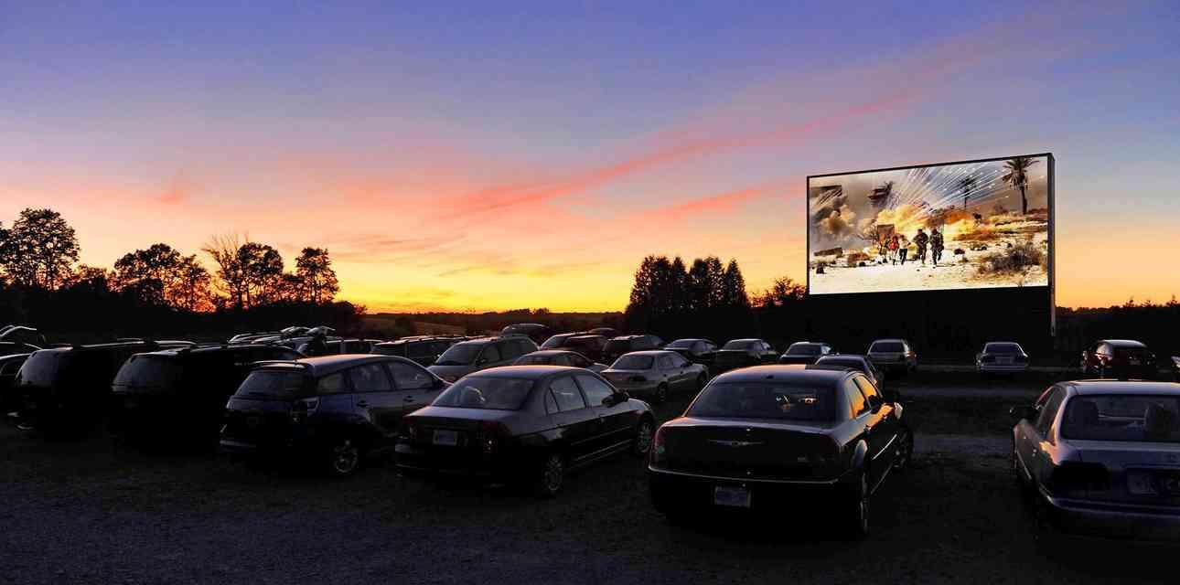 Every Outdoor Movie Screening in Las Vegas This Summer