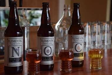 Elemental Hard Cider seattle