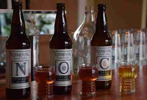 Elemental Hard Cider seattle