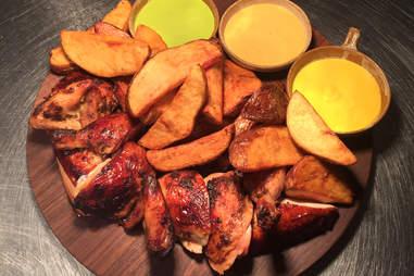 Llama Inn Whole Roast Chicken