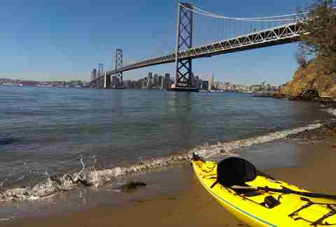 san francisco kayak