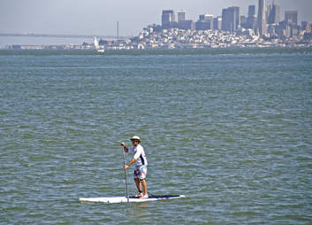 paddleboard san francisco