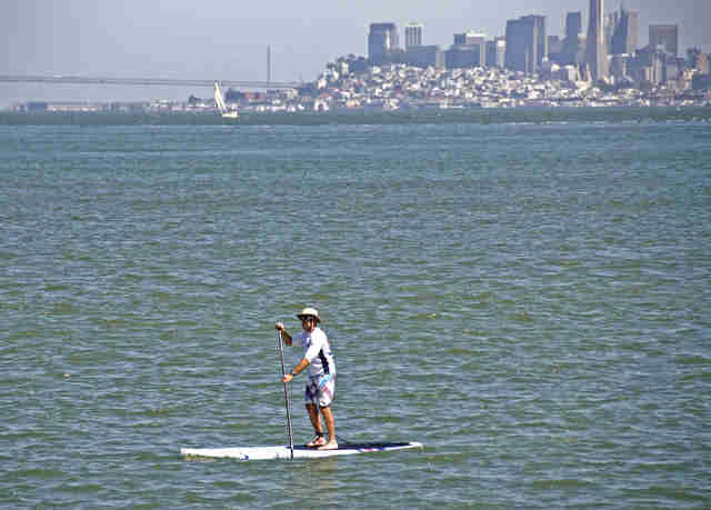 paddleboard san francisco