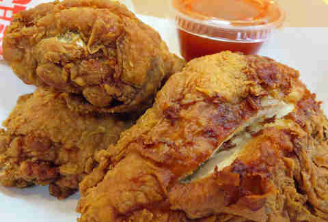 Uncle Remus Fried Chicken