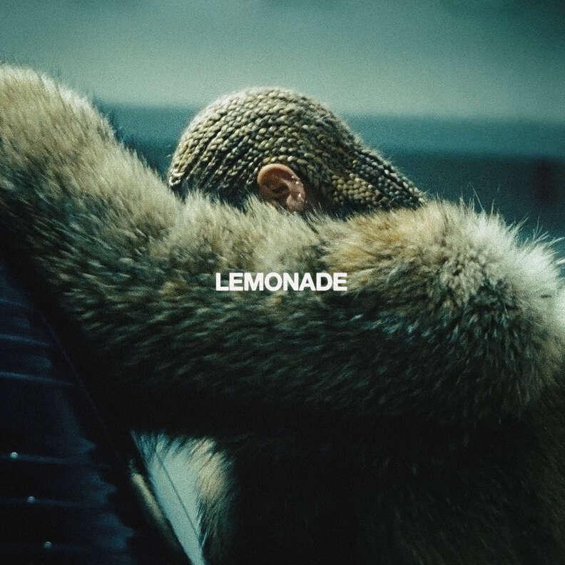 Beyonce,Lemonade, Best Albums of 2016