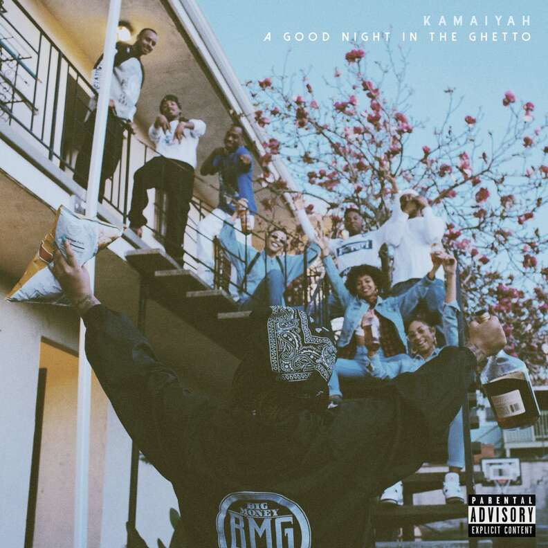 Kamaiyah, A Good Night in the Ghetto, Best Albums of 2016