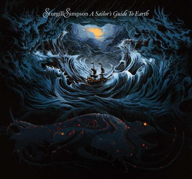 Sturgill Simpson, A Sailor's Guide, Best Albums of 2016