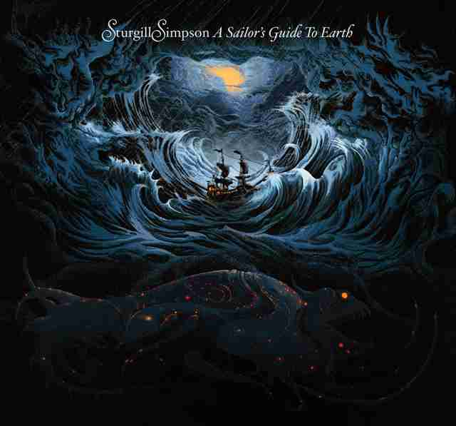 Sturgill Simpson, A Sailor's Guide, Best Albums of 2016