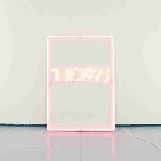 The 1975, I Like It When You Sleep, Album Cover, Best Albums of 2016