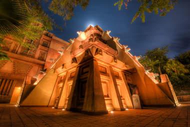 Epcot's Mexico Pavilion Disney