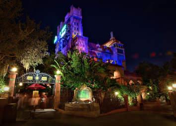 Disney Hollywood Studios Tower of Terror