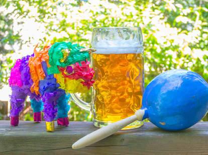 mexican craft lager beer cinco de mayo