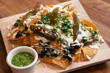 Fonda nachos