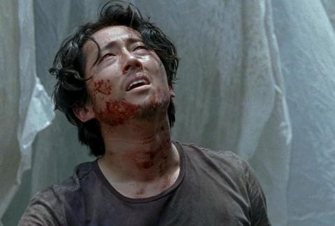 glenn walking dead AMC