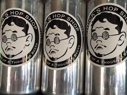 Chuck's Hop Shop Beer