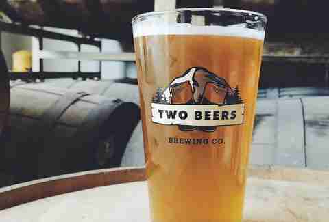 Two Beers Brewing Co.