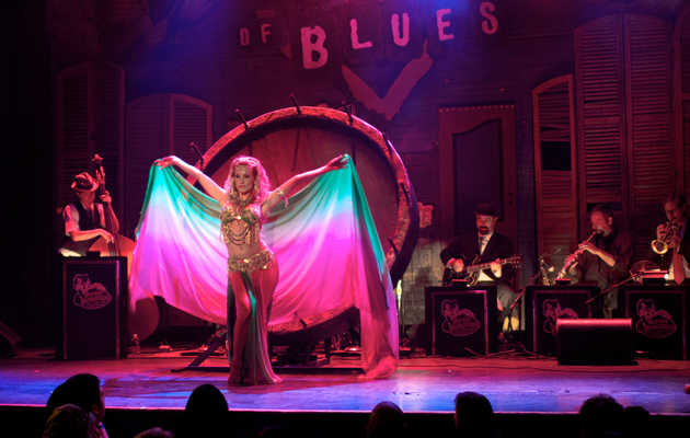 The Best Burlesque Shows in New Orleans