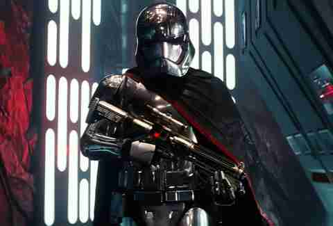 captain phasma as boba fett