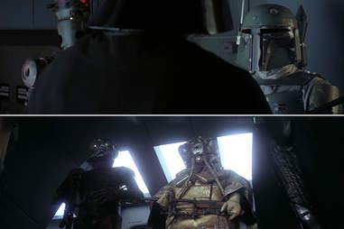 bounty hunters empire strikes back