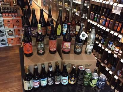 Beers at the Beer Junction