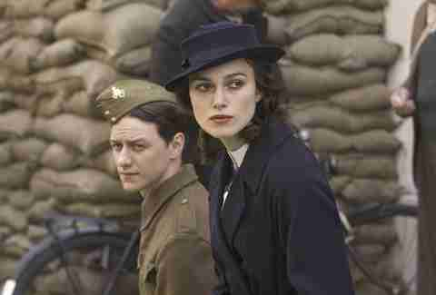 Atonement, Keira Knightley, Netflix