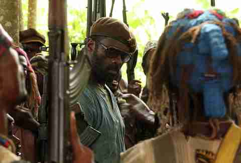Beasts of No Nation, Idris Elba, Netflix