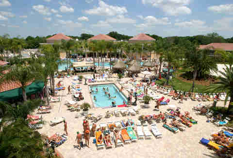 Caliente Resort Tampa