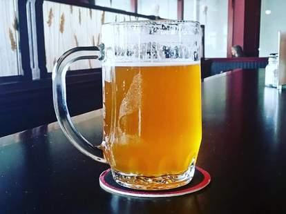 Beer at Elliott Bay Brewing Company