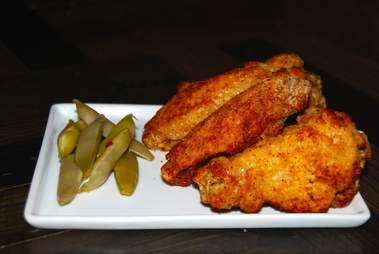Night Market wings and daikon fries thrillist boston