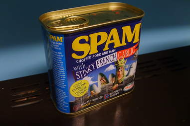 limited edition spam
