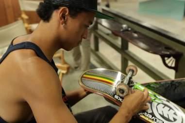 the motivation skateboarding streaming
