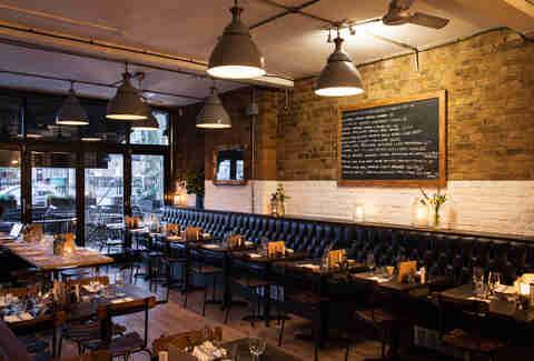 Brunch Restaurants In St Leonard