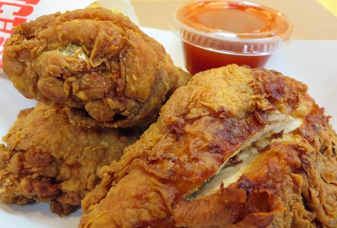Uncle Remus Saucy Fried Chicken Walmart A Chicago Il Restaurant