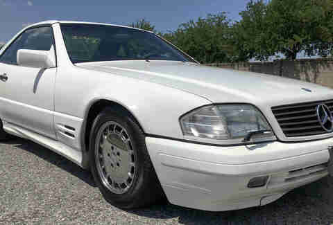 1996 Mercedes SL500 For Sale