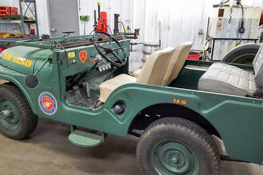 1956 Willys Jeep for sale