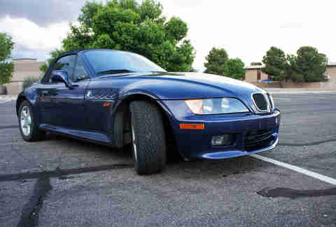 1998 BMW Z3 Roadster For Sale