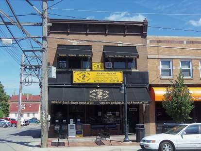 Hamburg Inn No. 2 Iowa City
