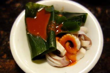 Seaweed korean bbq