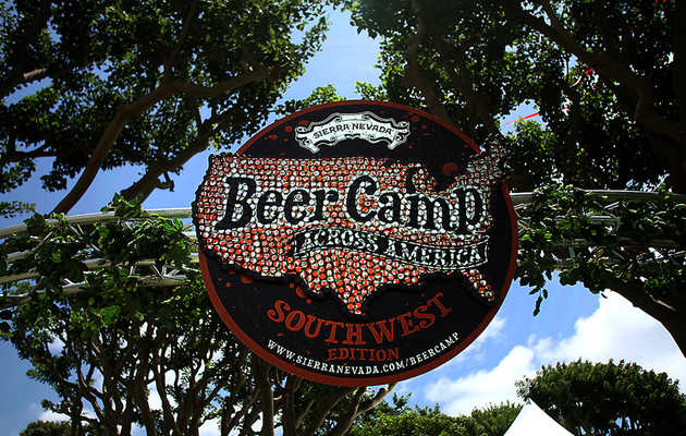 Get Thirsty: Sierra Nevada's Traveling Beer Camp Across America Will Host 700 Brewers