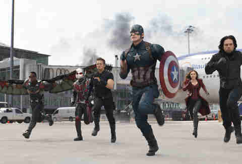 captain america civil war mcu