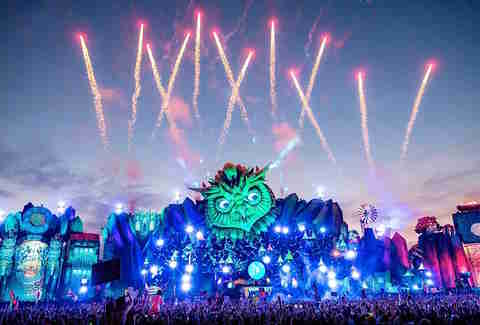 Electric Daisy Carnival (EDC)