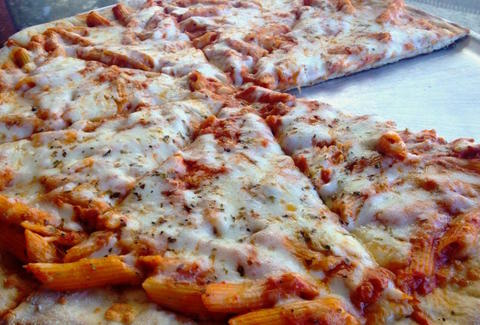 Little Italy Pizza, Pasta, and Subs ziti pizza thrillist pie memphis tn
