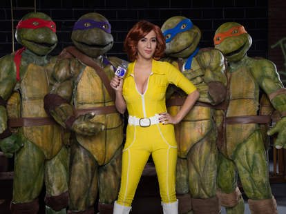 Teenage Mutant Ninja Turtles, Porn Parody, TMNT XXX