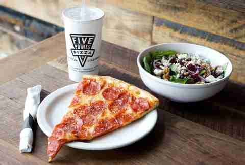 Five Points Pizza nashville