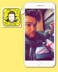 ImNickRobertson on Snapchat