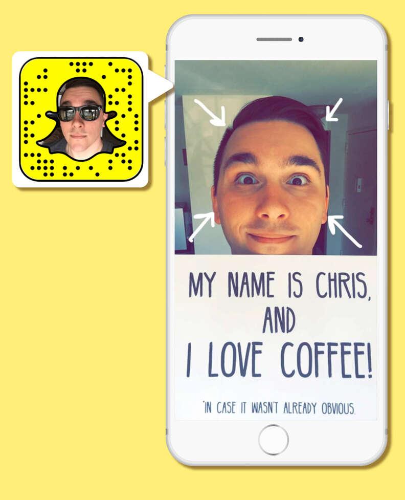 Chris Monachino Snapchat