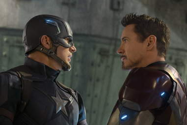 iron man and captain america civil war